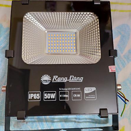 Đèn led chiếu pha 50W chính hãng Rạng Đông