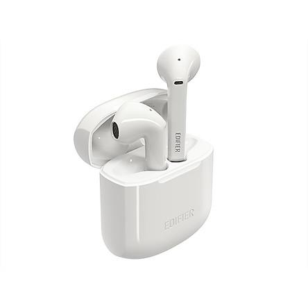 Tai nghe không dây chất lượng cao Edifier Lollipods, giảm tiếng ồn tự động, bluetooth 5.0 hàng nhập khẩu