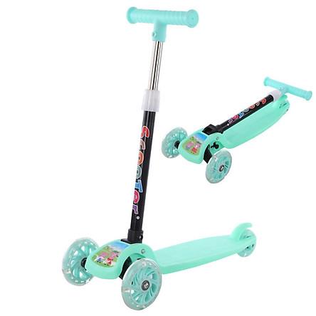 Xe Trượt Scooter Phát Sáng