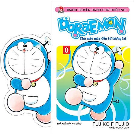 Doraemon - Chú Mèo Máy Đến Từ Tương Lai Tập 0 [Tặng Kèm Bookmark]