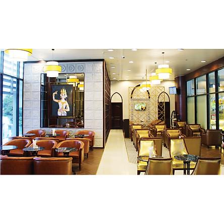 Phòng chờ Hạng Thương Gia The Champ Lounge tại Sân bay Cam Ranh