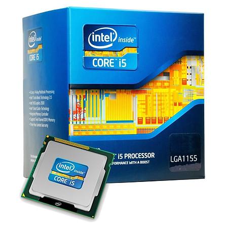Bộ vi xử lý CPU INTEL Core I5 3470 3.2Ghz - Hàng nhập khẩu