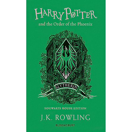 Harry Potter and the Order of the Phoenix - Slytherin Edition (Paperback)