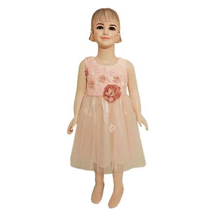 Đầm công chúa dự tiệc xinh xắn cho bé gái 13-37kg