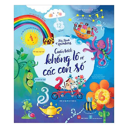 Big Book Of Numbers - Cuốn Sách Khổng Lồ Về Các Con Số