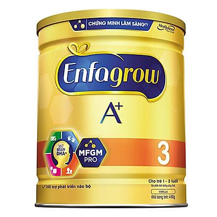 Sữa Bột Enfagrow A+ 3 (400g) (HSD trên 06 tháng)