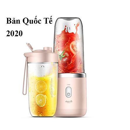 Máy xay sinh tố cầm tay xiaomi deerma juicer blender DEM-NU05 bản quốc tế 2020 - Hàng chính hãng