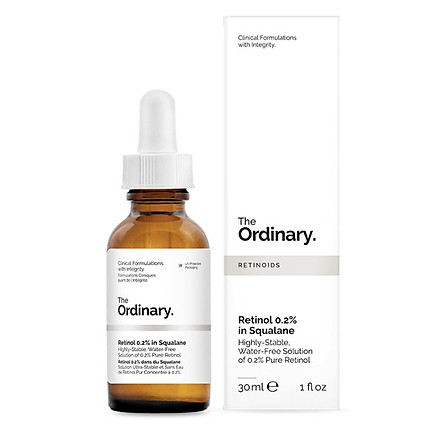 Tinh chất The Ordinary Retinol 0.2% In Squalane