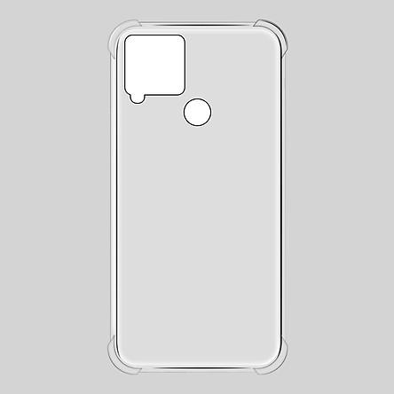 Ốp lưng Vina Case dành cho Realme C15 chống sốc trong 4 đầu