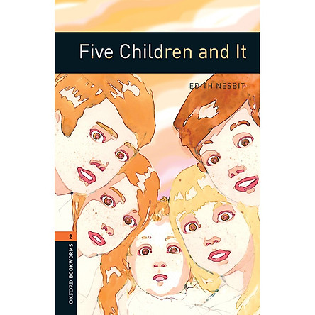 Oxford Bookworms Library (3 Ed.) 2: Five Children And It Mp3 Pack