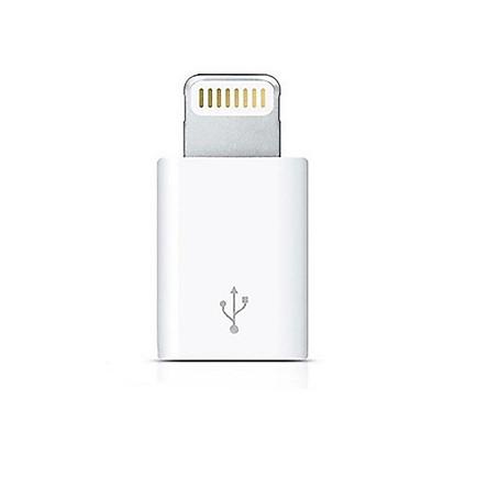 ĐẦU CHUYỂN TỪ CỔNG LIGHTNING CỦA IPHONE SANG MICRO USB