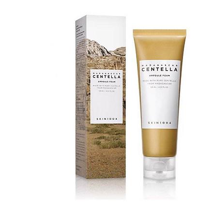 Sữa Rữa Mặt Skin1004 Madagascar Centella Ampoule Foam 125ml