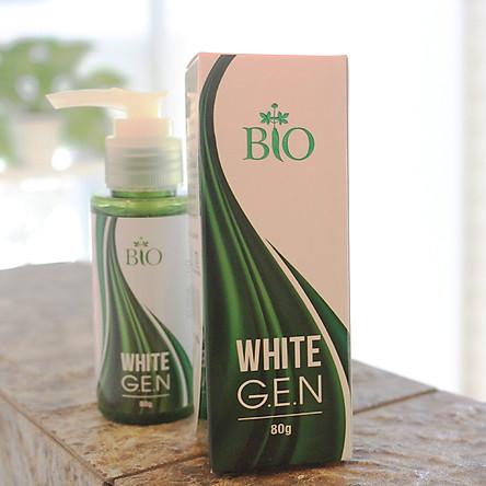 Serum dưỡng ẩm trắng da Geneworld Bio White Gen 80gr