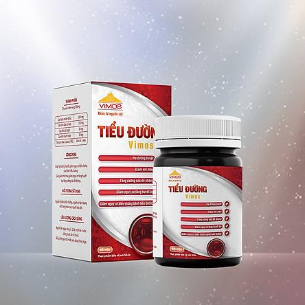 Thực phẩm bảo vệ sức khỏe Tiểu đường Vimos