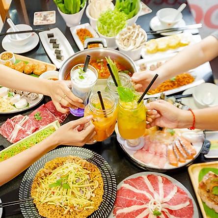 Voucher Áp Dụng Tất Cả Món Ăn Tại Nhà Hàng Coca Suki Restaurant