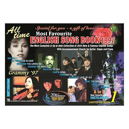 English Song Book 1997 (Tập 1)