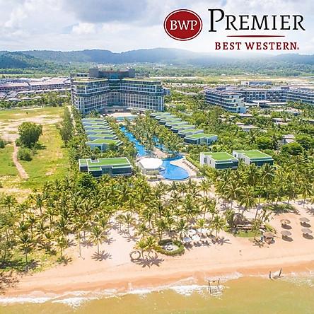 [Đặt Sớm Trước 30 Ngày] Gói 3N2Đ Best Western Premier Sonasea Resort 5* Phú Quốc - Dành Cho 02 Người Lớn & 02 Trẻ Em Dưới 16 Tuổi