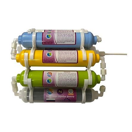 Bộ lõi lọc nước số 4,5,6,7,8,9 dùng cho máy Geyser TK9