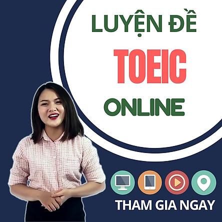 Khoá Học Online TOEIC Chuyên Đề