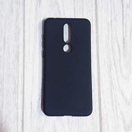 Ốp lưng dẻo màu dành cho Nokia 5.1 Plus và Nokia X5
