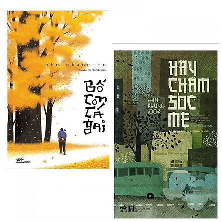 Combo Hãy Chăm Sóc Mẹ + Bố Con Cá Gai (tặng kèm bookmark AHA)