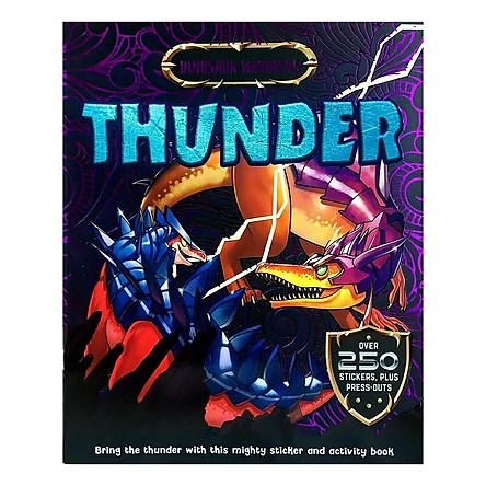 Dinosaur Warriors: Thunder