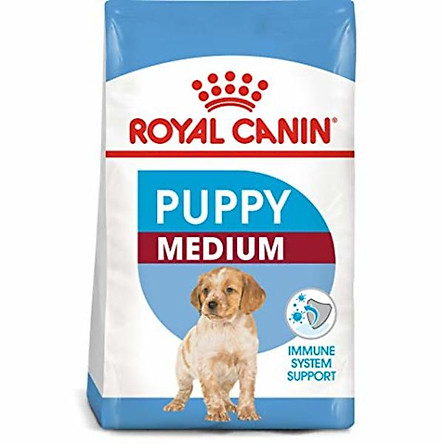 Thức Ăn Cho Chó Royal Canin Medium Puppy 4kg