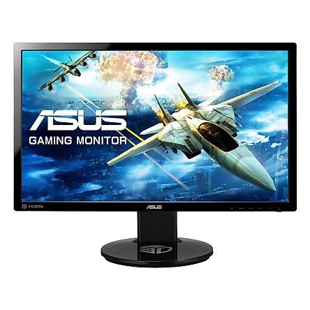 Màn Hình Gaming Asus VG248QE 24inch FullHD 1ms 144Hz FreeSync TN - Hàng Chính Hãng