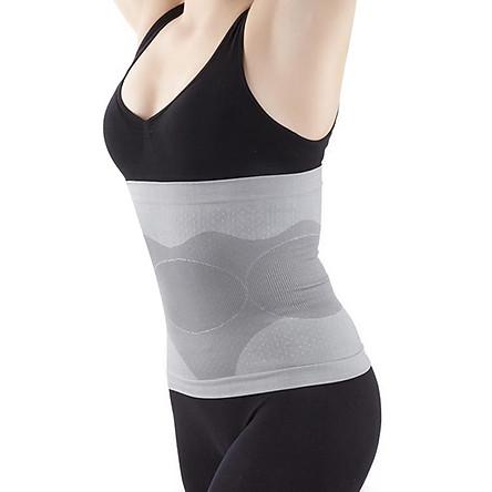 Đai Bụng Định Hình Giảm Size Và Ngăn Chặn Da Sần Lanaform Mass & Slim Belt LA013004