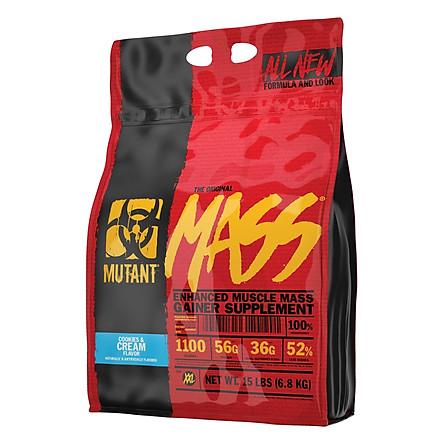 Sữa Tăng Cân MUTANT MASS 15Lbs (6.8 Kg)
