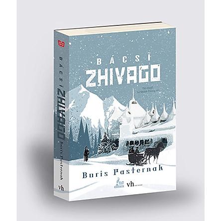 cuốn tiểu thuyết gây sóng gió bậc nhất: Bác sĩ Zhivago