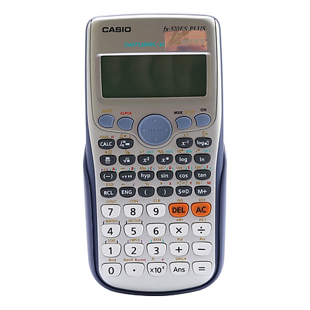 Máy Tính Học Sinh Casio FX-570ES PLUS