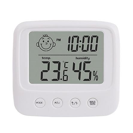Nhiệt ẩm kế điện tử đo nhiệt độ và độ ẩm phòng ngủ cho bé NK09