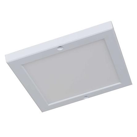 Đèn LED Ốp Trần Vuông Cảm Biến Rạng Đông 18W 220x220mm, Kiểu Dáng Hàn Quốc, ChipLED