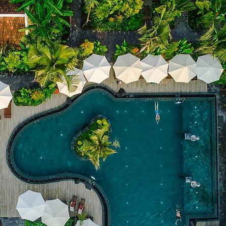 La Siesta Resort & Spa 5* Hội An - Gói 3N2Đ Tặng Bữa Tối, Massage 45 Phút, Ngay Phố Cổ, Top 25 Khách Sạn Châu Á