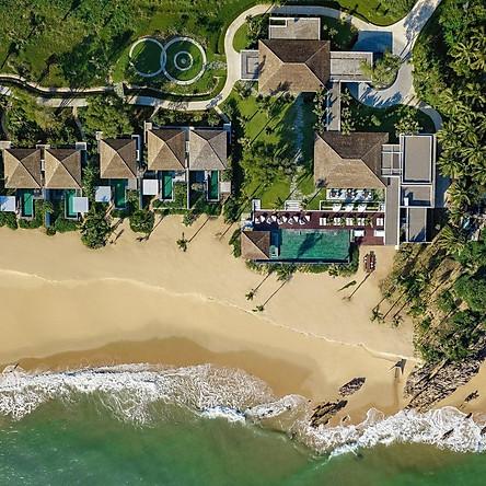 Anantara Quy Nhơn Villas 5* - Gói 3N2Đ Tặng Voucher Ăn Uống & Spa, Vé Tàu 5 Sao Đà Nẵng - Quy Nhơn Cho 2 Người