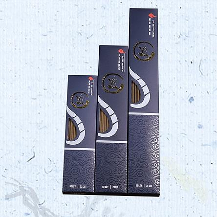 Combo 3 Hộp Nhang Thuốc Nam 22cm + 29cm + 38cm  - Nhang Thảo Mộc - Nhang trị liệu an toàn sức khoẻ gia đình