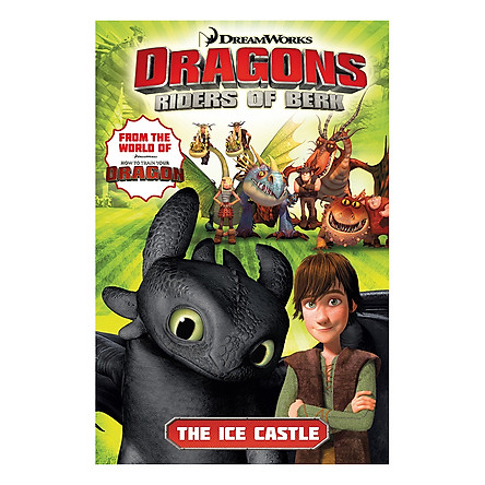 DreamWorks' Dragons: The Ice Castle (How to Train Your Dragon TV) Volume 3 (Paperback)