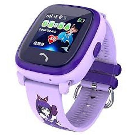 Đồng hồ thông minh nghe gọi, định vị HiTek DF25 có chống nước, cảm ứng - hàng chính hãng