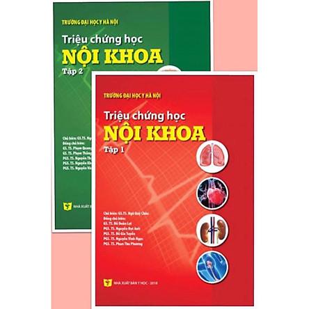 Triệu chứng học nội khoa (Tập 1+ 2)