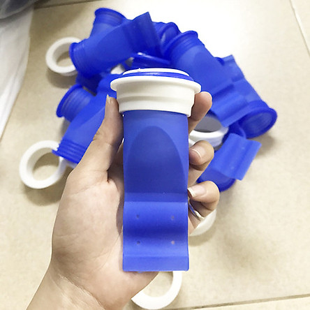 COMBO 3 bộ Bịt nắp cống silicon chống mùi thoát sàn, ngăn trào ngược nhà tắm,ngăn côn trùng xâm nhập bằng Silicone