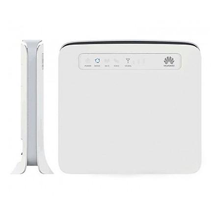 Huawei E5186   Bộ phát wifi 4G tốc độ 300Mbps kết nối 64 máy tích hợp cổng LAN - Hàng Chính Hãng