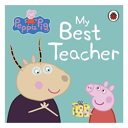 Peppa Pig: My Best Teacher