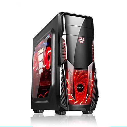 Máy Tính Chuyên Game 4TechGM05 core i7, Ram 8GB, HDD 500G, SSD 128GB, VGA GTX1060 - Hàng Chính Hãng.