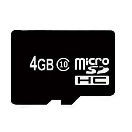 Thẻ nhớ 4gb class 10 micro SDHC