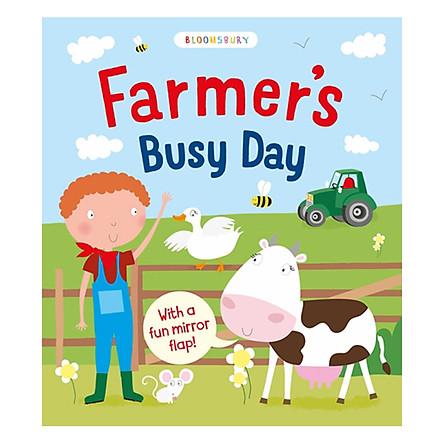 Farmer's Busy Day