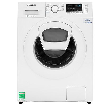 Máy giặt Samsung Addwash Inverter 9 Kg WW90K44G0YW/SV - Chỉ giao Hà Nội
