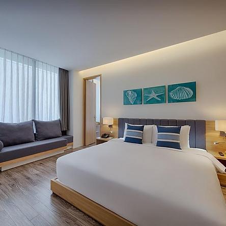 Khách sạn Belle Maison Parosand Da Nang 4* - Buffet Sáng - Miễn phí đón sân bay từ 2 đêm
