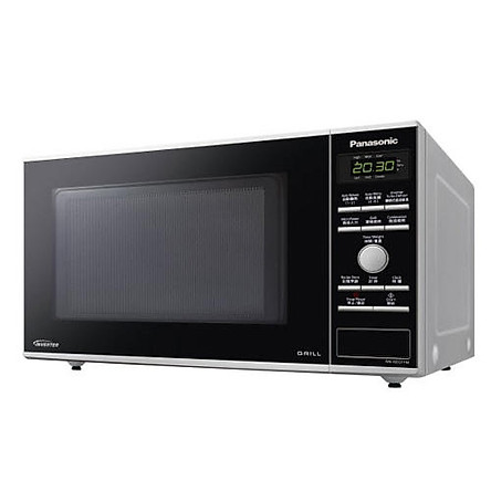 Lò Vi Sóng Có Nướng Inverter Panasonic PALM-NN-GD371MYUE - 23L - Hàng chính hãng