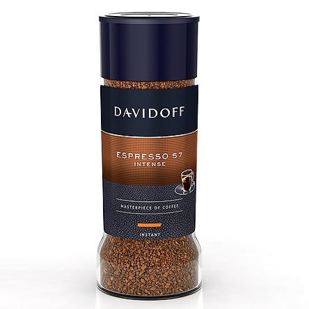 Cà Phê Hòa Tan Davidoff Café  Espresso 57 D100E (100g)